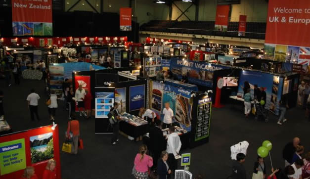 Flight Centre Travel Expo